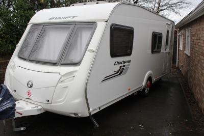 Popular Used Sprite Caravans For Sale In Cheshire And Staffordshire North