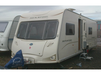 2008 Bailey Senator Wyoming touring caravan Main Photo