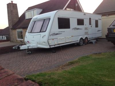 Amazing  Clubman ES 4 Berth Touring Caravan For Sale In Cheshire  CSK626F194